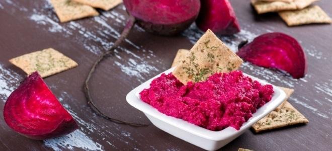 Еврейский хумус с паприкой - рецепт пошаговый с фото
