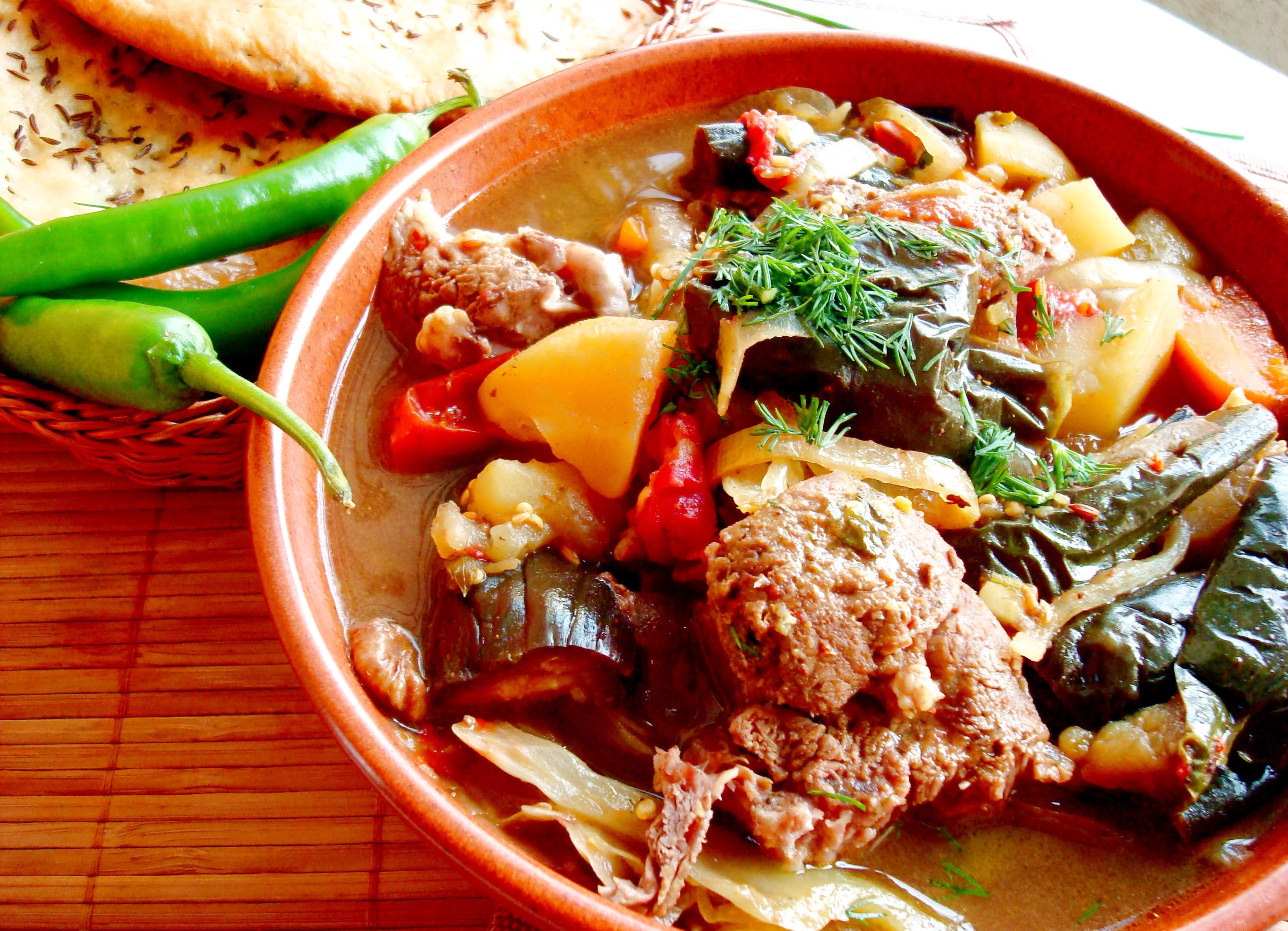 рагу из баранины рецепт с фото швейцарии