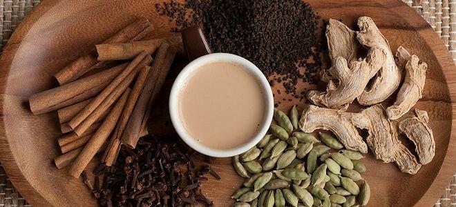 Как приготовить чай масала с молоком