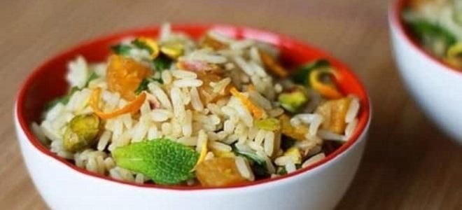 как приготовить овощной плов без мяса