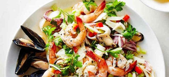 Рецепты с морским коктейлем едим дома — pic 5