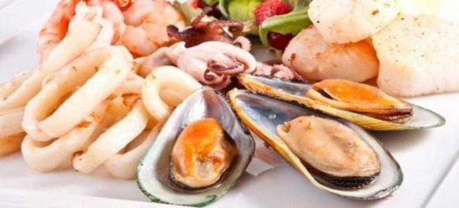 как приготовить коктейль из морепродуктов к пиву