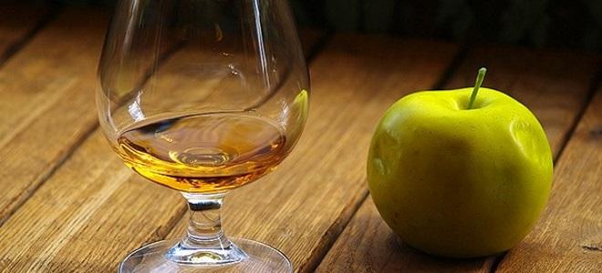 кальвадос из яблочного варенья