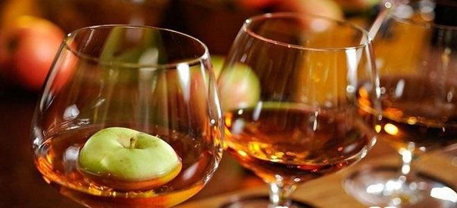 кальвадос в домашних условиях из яблочного сока