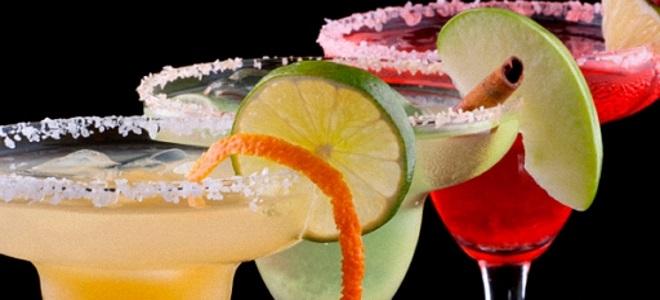 коктейли на основе текилы