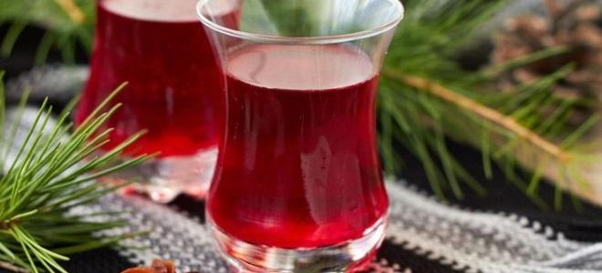 компот из красной черемухи на зиму простой рецепт