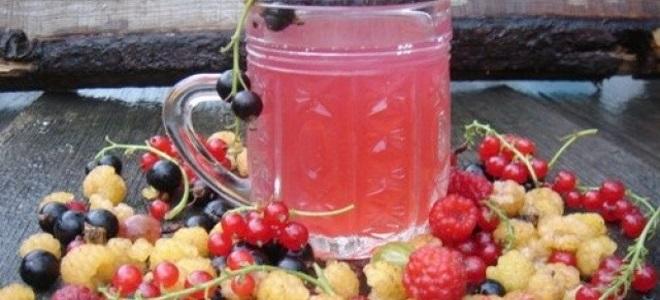 компот из фруктов на зиму ассорти