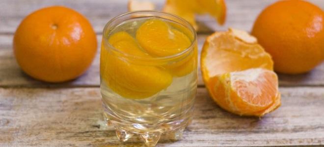 Землянично-мандариновый компот - рецепт пошаговый с фото