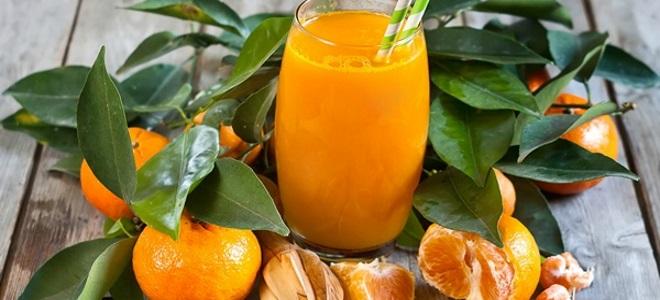 компот из мандаринов рецепт