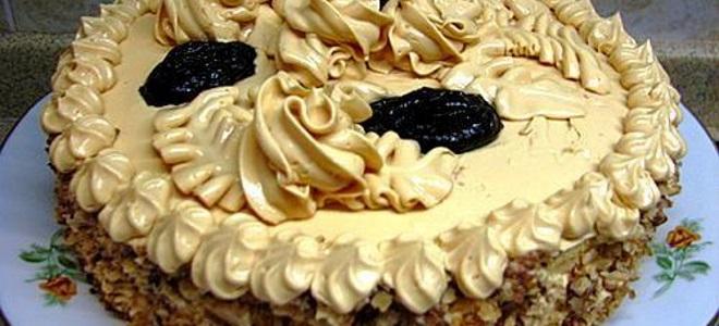 Крем шарлотт для украшения торта