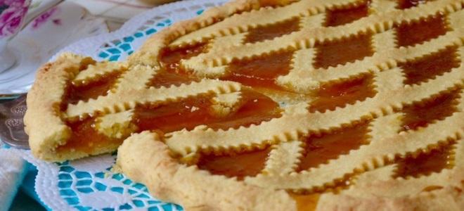 кростата итальянская рецепт