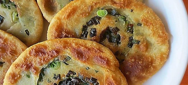 Рисовые лепешки с малиной на кефире - рецепт пошаговый с фото
