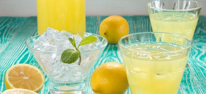 Лимончелло с медом