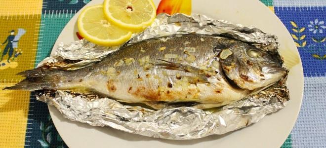 рецепт маринада для рыбы для приготовления в фольге