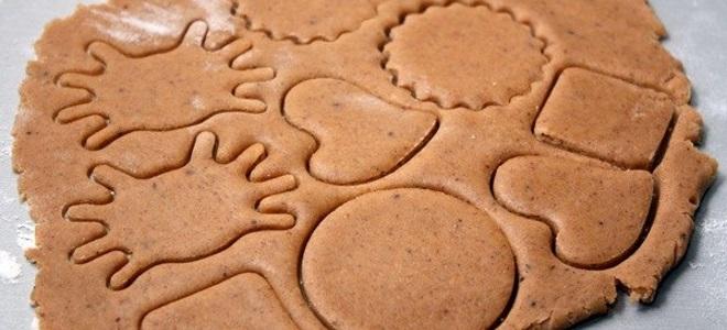 Медовое тесто для печенья