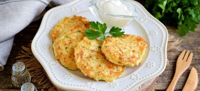 Оладьи из капусты - самый вкусный рецепт