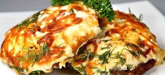 Отбивные из говядины в духовке – рецепт