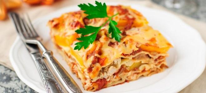 Лазанья – лучшие рецепты рецепты пасты и соуса для итальянского блюда