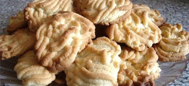 Песочное печенье на скорую руку - рецепт пошаговый с фото