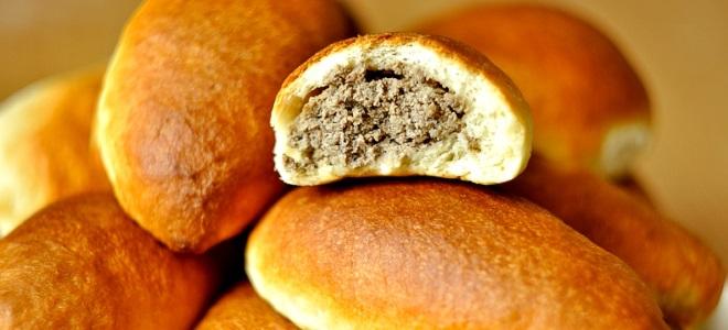 Пирожки с ливером - рецепт пошаговый с фото