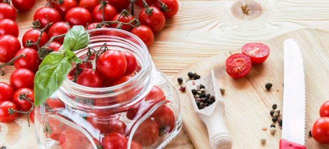 Рецепт помидоров с базиликом на зиму рецепты 8