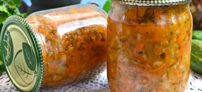 заготовка на зиму суп рассольник