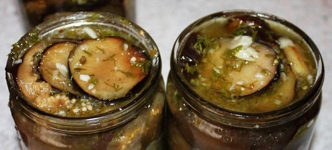 жареные острые баклажаны на зиму рецепты с фото