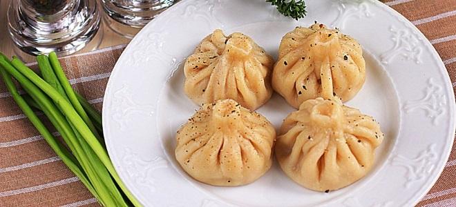 рецепт хинкали по грузински с мясом