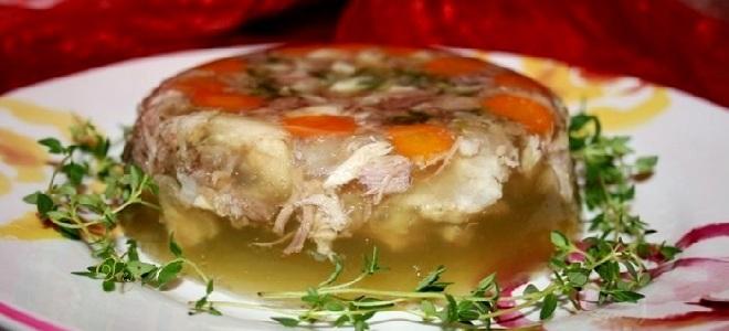 Холодец из курицы и индейки рецепт