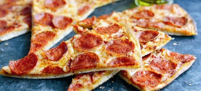 Рецепт пиццы в домашних условиях в духовке