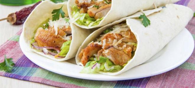 тортилья мексиканская рецепт классический
