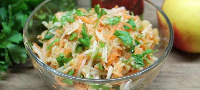 Дайкон рецепты приготовления салатов с фото риет рецепт приготовления