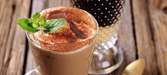 Коктейль Шоколадный тропик - рецепт пошаговый с фото