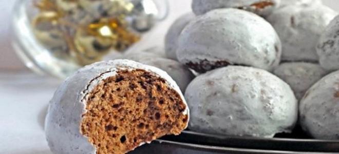 Рецепт шоколадных пряников на кефире в домашних условиях