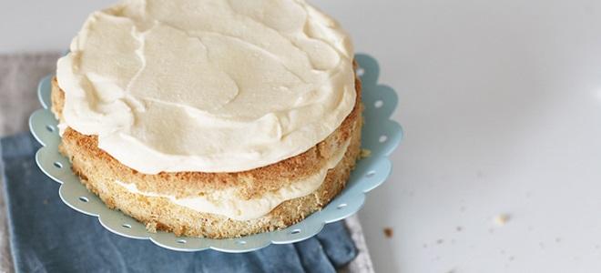 Крем для торта, рецепты с фото на