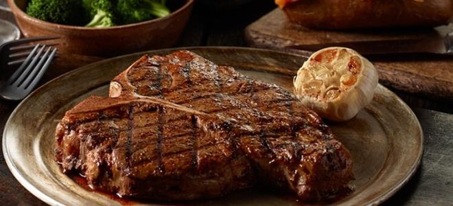 Стейк из говядины в духовке – рецепт
