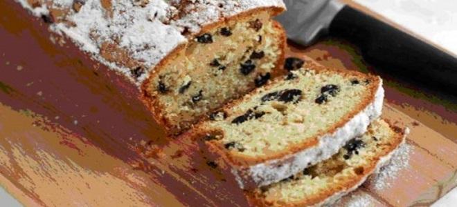 столичный кекс в хлебопечке рецепт