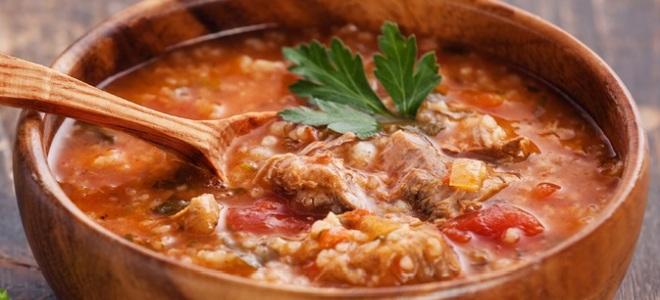 суп харчо рецепт приготовления