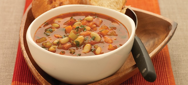 суп чисьо из фасоли рецепт