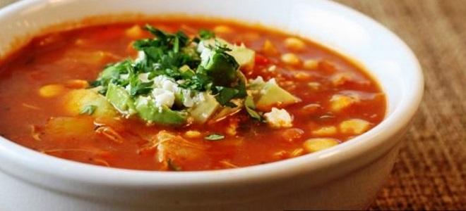 суп из кильки в томате рецепт