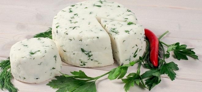 Сыр в мультиварке из молока и творога