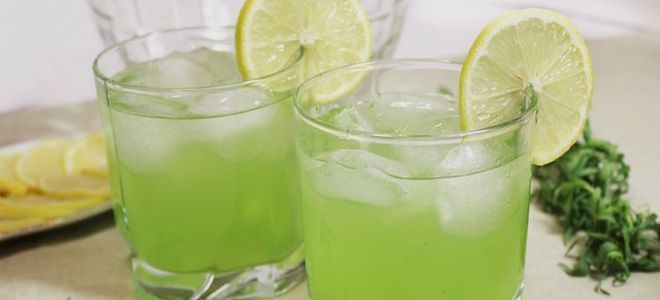 как приготовить напиток тархун дома