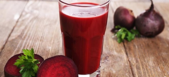 томатный сок со свеклой