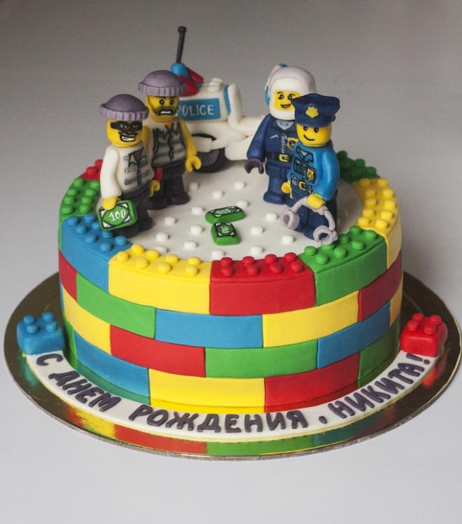 Лего как сделать торты 915