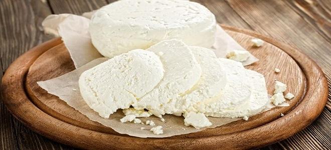 Творожный сыр из молока и кефира