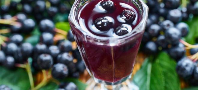 вино из черноплодной рябины с калиной