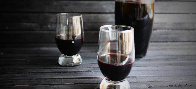 вино из ежевики без воды