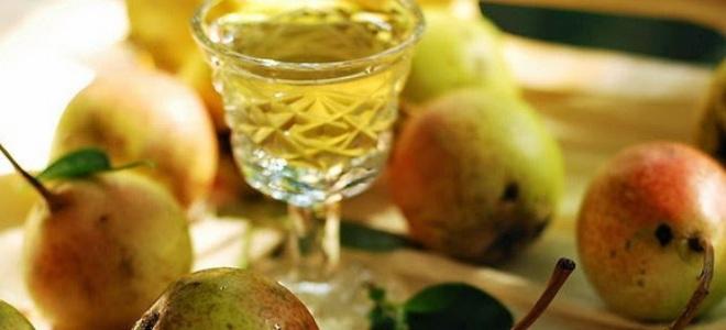 Вино из грушевого компота забродившего