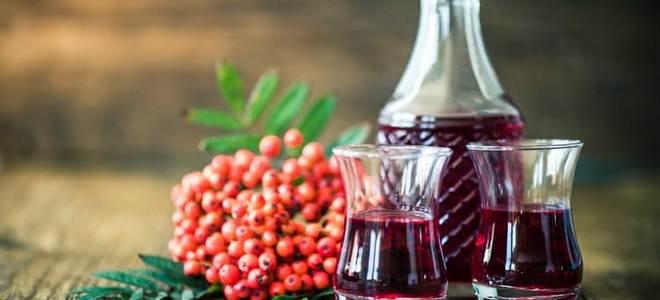 вино из калины и красной рябины