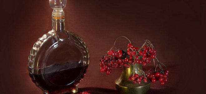 вино из калины с медом
